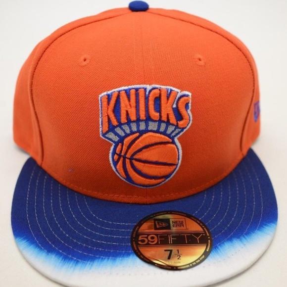 30653d9f341 Men s New York Knicks 59FIFTY 7 1 2 New Era Cap
